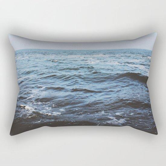 Water sea 4 Rectangular Pillow