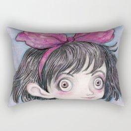 Kiki and Jiji Rectangular Pillow