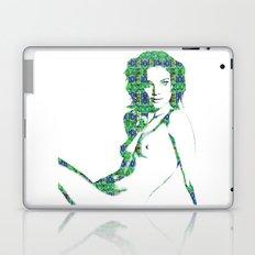 Nude: Natalia Vodianova Fashion Laptop & iPad Skin