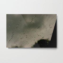 Teardrops Metal Print