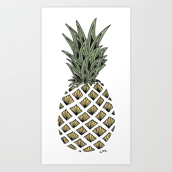 Pineapple by lauramax