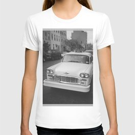 That's Classic Black and White Car Photography T-shirt