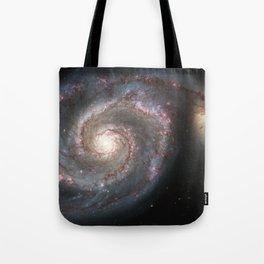 Messier 51 Tote Bag