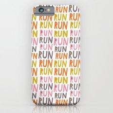 Pattern Project #19 / Run Run Run Slim Case iPhone 6s