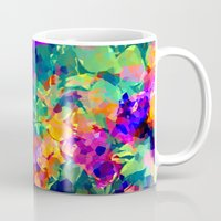discount Mugs featuring The Tropics by Amy Sia