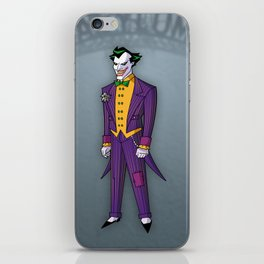 The Joker iPhone Skin