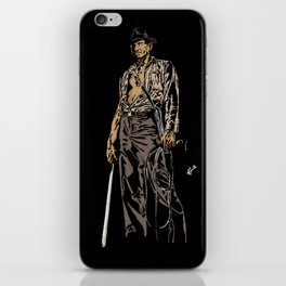 Indiana Jones: And the Temple of Doom iPhone Skin