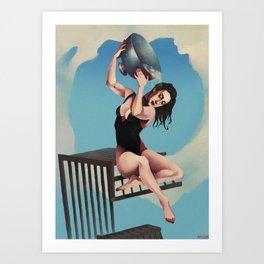 IBC Art Print