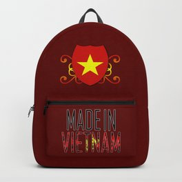 Made In Vietnam Backpack