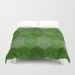 Op Art 93 Duvet Cover