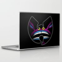 90s Laptop & iPad Skins featuring 90s trapped ickis by kiveson