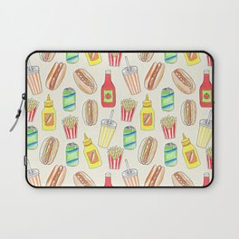 Fast Food Laptop Sleeve