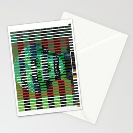 Barcode 007C Stationery Cards