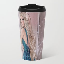 Chloé - Blue Travel Mug
