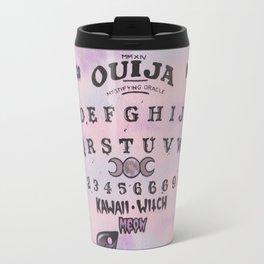 Pastel Goth Ouija Board Travel Mug