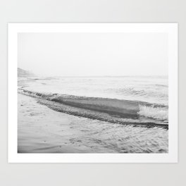 Shoreline  Art Print