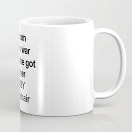 Mom/ Wheelchair Coffee Mug