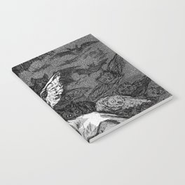THE SLEEP OF REASON PRODUCERS MONSTERS - FRANCISCO GOYA Notebook