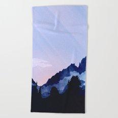 Sunny Rise Beach Towel