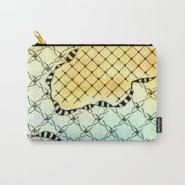 abstract biological illustration Carry-All Pouch