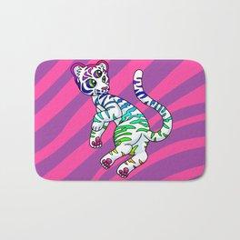 Clairvoyant Tiger Cub Bath Mat