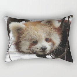 RedPanda20150302 Rectangular Pillow