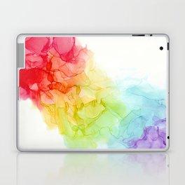Study in Rainbow Laptop & iPad Skin