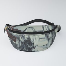 Photographic Abstraction 01 Fanny Pack