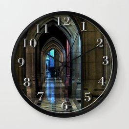 Washington National Cathedral, D.C. Wall Clock