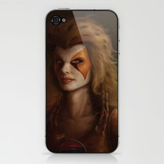ThunderCats Collection - Cheetara iPhone & iPod Skin