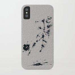 Splaaash Series - Ball Hater Ink iPhone Case