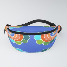 Blooming Bold Fanny Pack