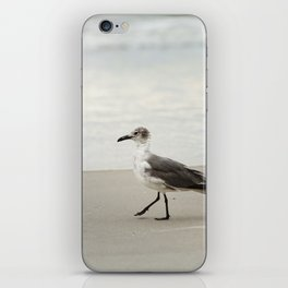 Seagull Stroll iPhone Skin