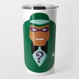 Riddle Me This Travel Mug