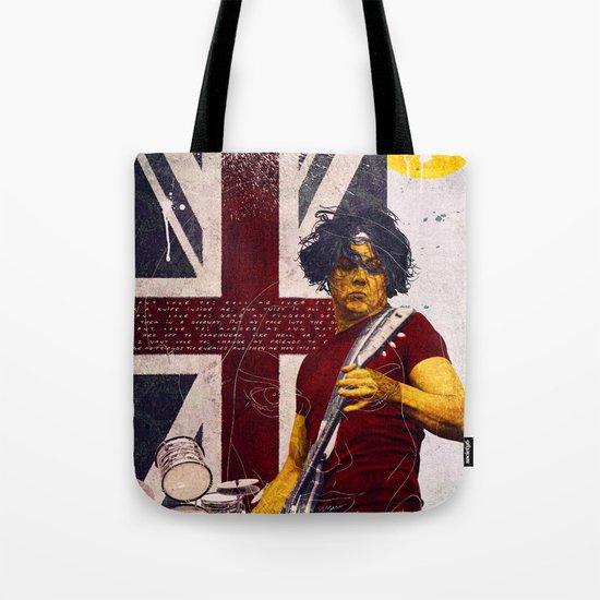 Love Interruption Tote Bag