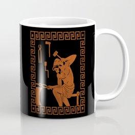 The Blacksmith Coffee Mug