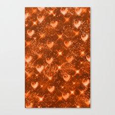 Orange is Underrated Canvas Print