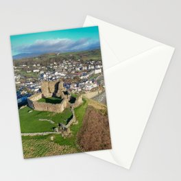 Criccieth Castle Stationery Cards