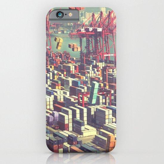 Pier Tetris iPhone & iPod Case
