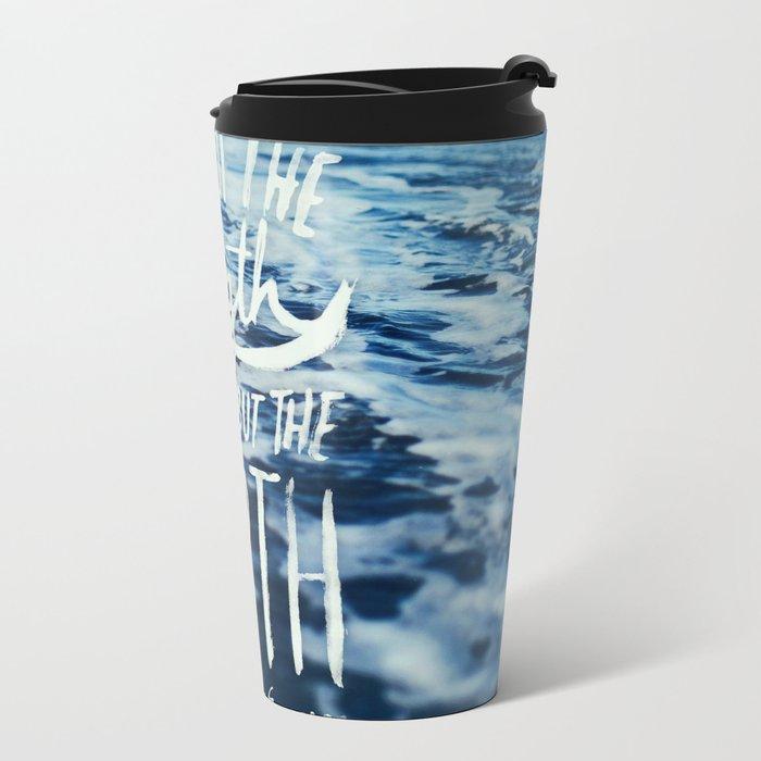 Depth x Ocean Metal Travel Mug