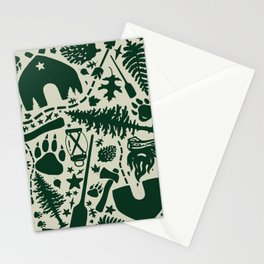 C@MP Stationery Cards