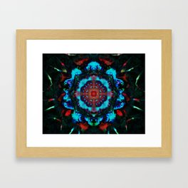 Cubby Framed Art Print