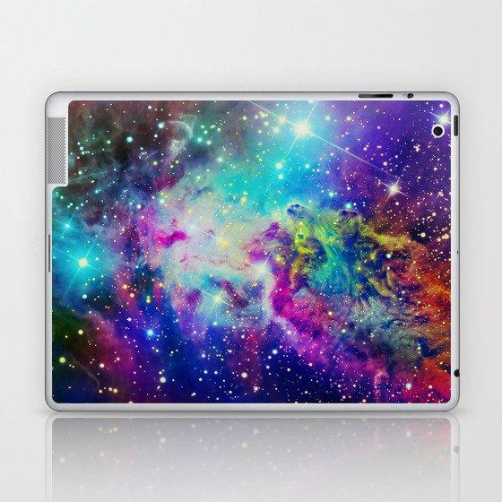 Fox Nebula Laptop & iPad Skin
