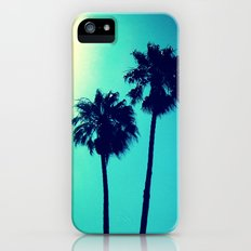 Palm Trees Slim Case iPhone (5, 5s)
