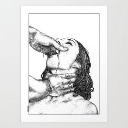 asc 716 - Le désir secret (True love) Art Print