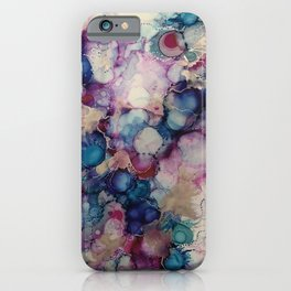 peaceful moments iPhone Case