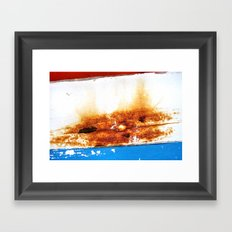 Leaned Framed Art Print