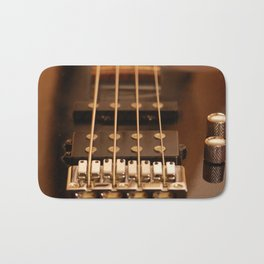 Four Strings Bath Mat