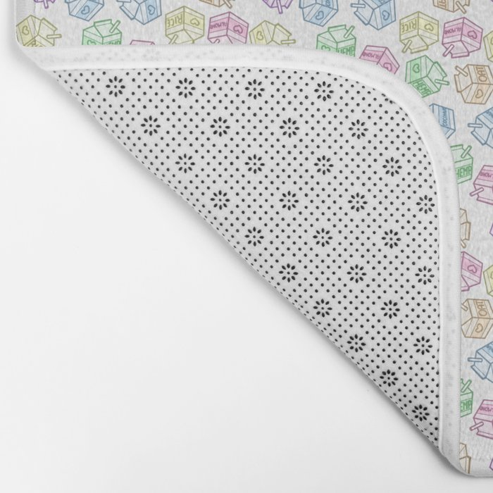 Mylk Boxes Galore Bath Mat