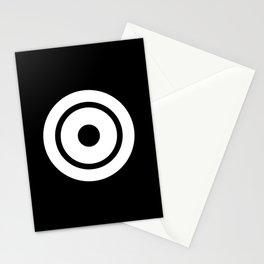 Bullseye Stationery Cards